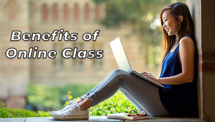 Online Classes Advantages for Students During Lockdown